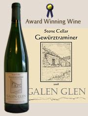 Galen Glen Gewurtztraminer