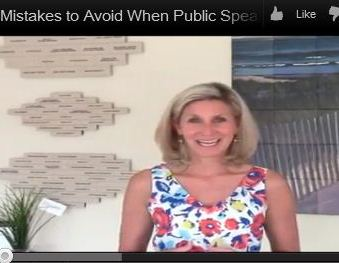 "Click here to view our ""3 Mistakes to Avoid When Public Speaking"" video!"