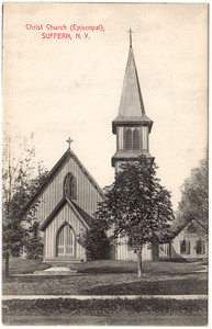 Christ Church, Suffern, NY