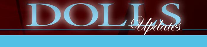 DOLLS magazine header