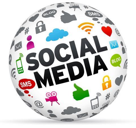 Social Media Globe by ekaterinawalter