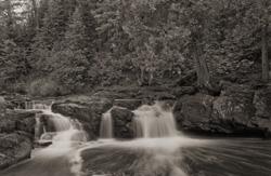Silvercreek Waterfall