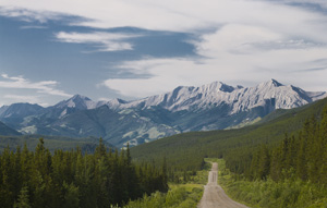 Backroads into Banff