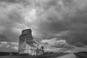 Grain Elevator in Alberta