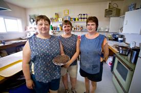 Bakers on Fogo Island