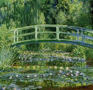 Monet-bridge