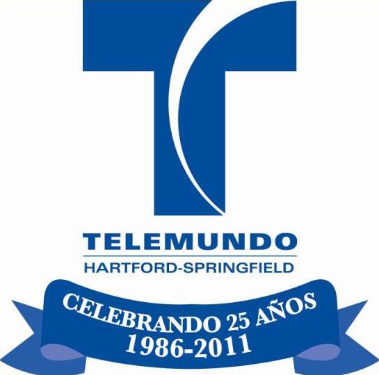 Telemundo 25 Aniversario Logo