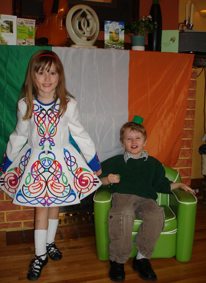 Teagh & Dilly - Irish
