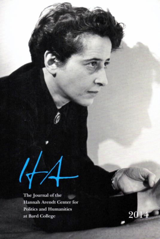 Research on Hannah Arendt?