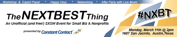 NextBest Thing Logo Header