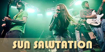 Sun Salutation Band
