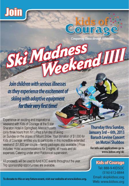 Ski Madness 2013