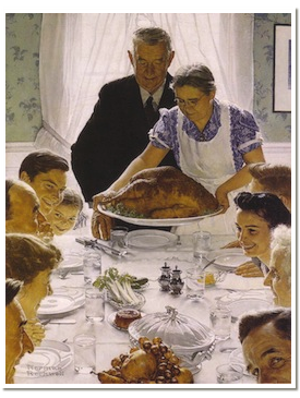 Thanksgiving Portrait