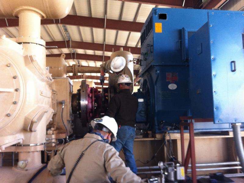 Because compressor equipment is susceptible to torsional vibration, it's important to monitor your machinery for problems.