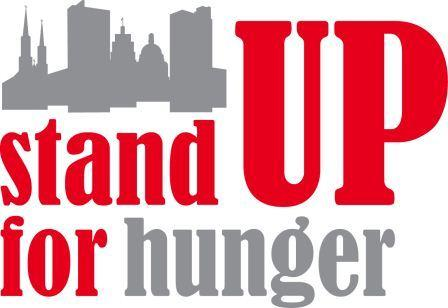 Stand Up For Hunger (logo) February 10, 2013