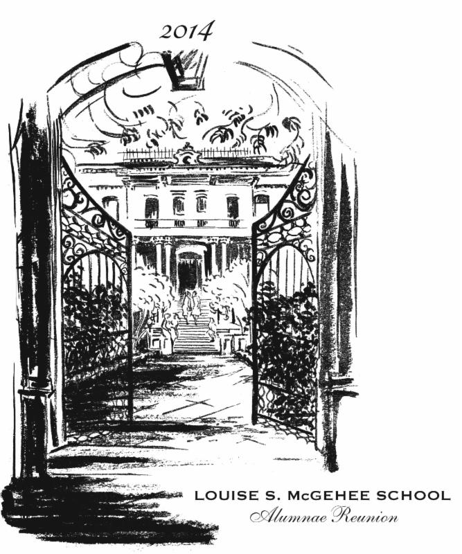 Louise S. McGehee School Reunion 2014