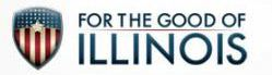 For The Good of Illinois logo