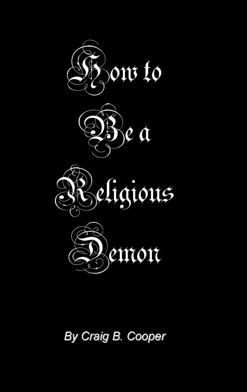 How to be a Religious Demon