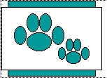 MAC Paw Prints Logo