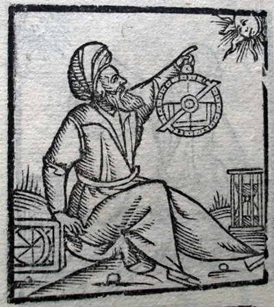 Moor with Astrolabe