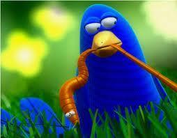 Early Bird Worm