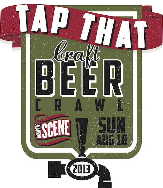 Tap That Craft Beer Crawl