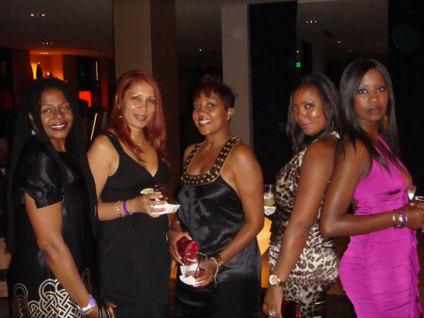 W Girls from LA