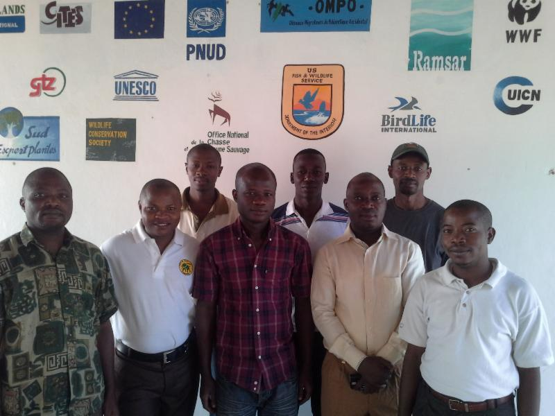 Photo courtesy of Francis Tarla Garoua Wildlife College (EFG) in Cameroon