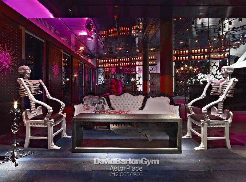 David Barton's Gym Astor Place