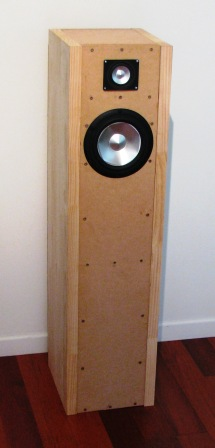 Floor Standing speaker kit