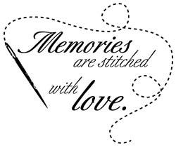 handstiched memories