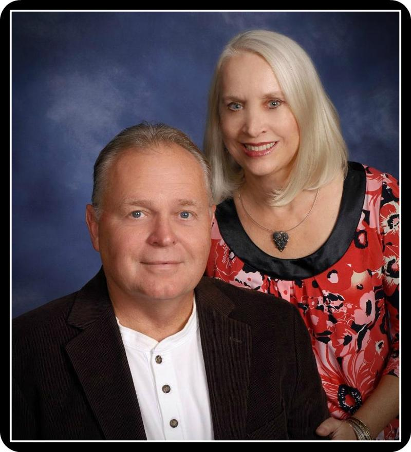 Dave and Sharon Borg