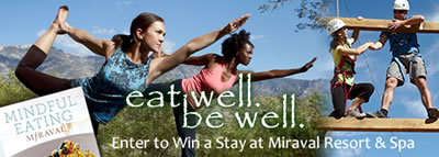 Eat well. Be well. Contest