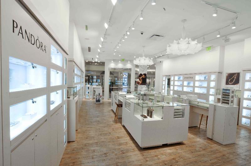 Pandora Retail Store