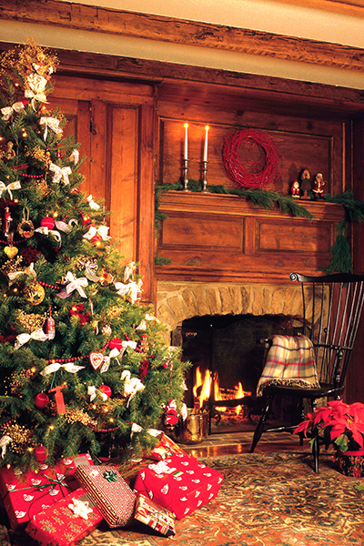 Why do we decorate christmas trees photograph why do we ha for How did the christmas tree come about