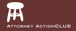 Attorney Action Club Logo