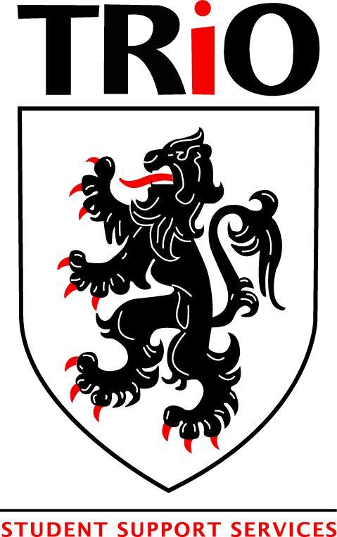 Red TRiO Logo
