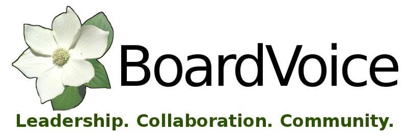 board voice