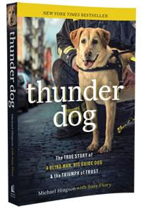 Thunder Dog - paper back