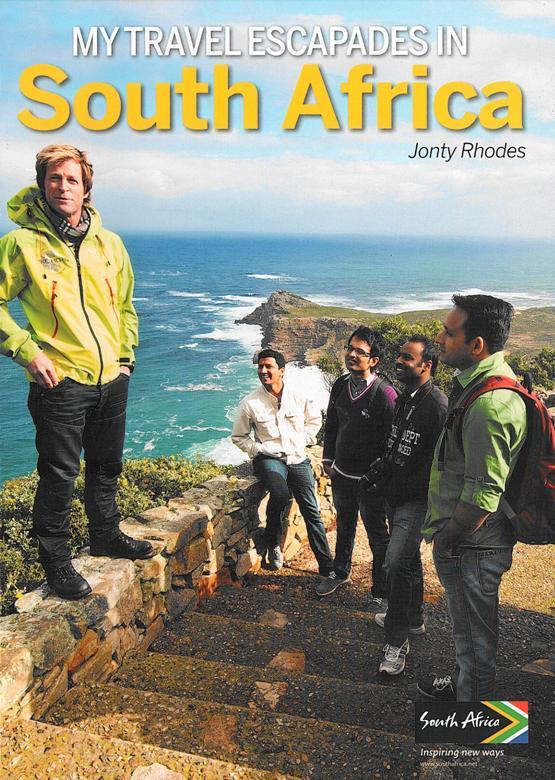 Jonty Rhodes South Africa Trip
