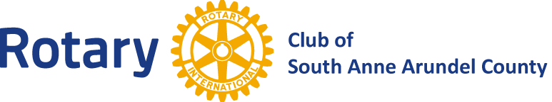 Rotary Club of South Anne Arundel County Logo