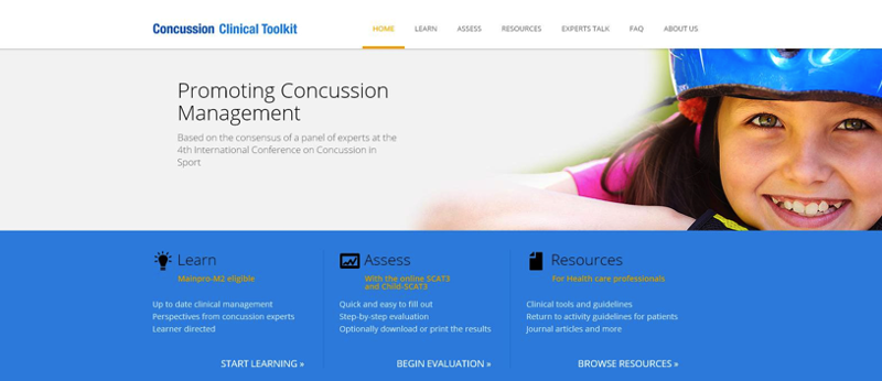 Concussion Project Management