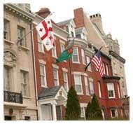 TR embassy row