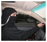 TR Saudiwomandriver