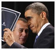 TR Obama Boehner