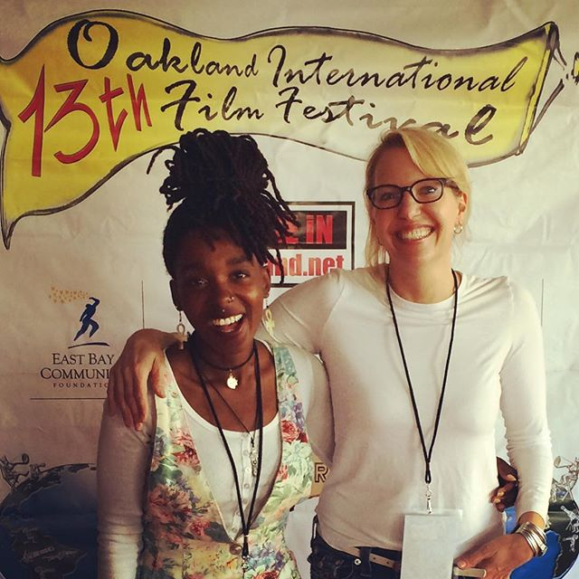 Loudspeaker Films at the Oakland Internat'l Film Festival! #Oakland #indiefilm #thinkofcalvin  #codeoakland #womenpower  See OIFF.org for screening details & tix!