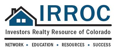 New IRROC Logo