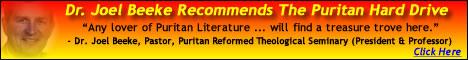 Dr. Joel Beeke Recommends SWRB's Puritan Hard Drive - Puritan Reformed