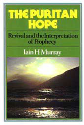 Book Cover The Puritan Hope Graphic