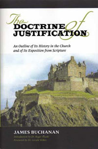 Doctrine Of Justification by James Buchanan (Book Graphic)